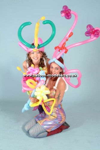 Balloon Modelling Artists