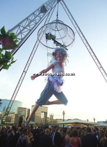 Carnival Aerial Acrobats